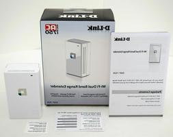 NEW SEALED D-Link AC750 Wi-Fi Dual Band Range Extender White