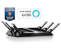 NETGEAR Nighthawk X6 AC3200 Tri-Band WiFi Router - R8000