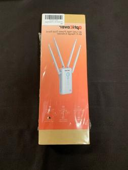 Opticover AC 1200 HIGH Power Dual Band WI-fi Range Extender