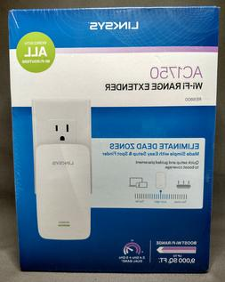 Linksys RE6800 AC1750 Wi-Fi Range Extender NEW SEALED