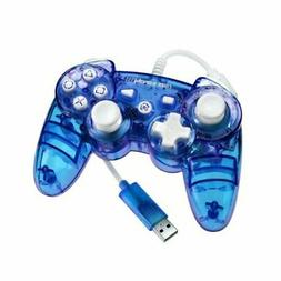 Rock Candy Wired Gamepad PS3 Controller w/ 8ft Cord for Exte