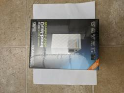 ASUS RP-N54 WiFi Range Extender Dual Band Wireless-N600  BR