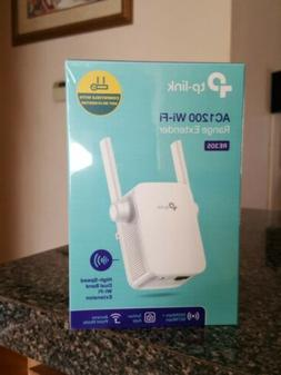 TP-Link RE305  Dual Band WiFi Range Extender - AC1200 1200Mb