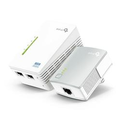 TP-Link TL-WPA4220 KIT AV600 600Mbps Powerline / 300Mbps WiF