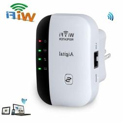 Aigital WiFi Extender 300 Mbps Wireless Repeater Internet Si