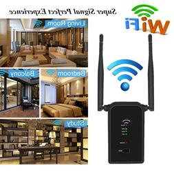 WiFi Extender Long Range Wi-Fi Repeater Wireless Access Poin