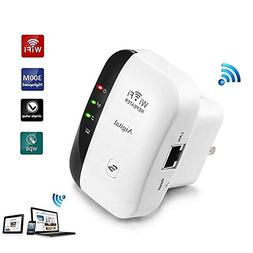 WiFi Range Extender 300Mbps Wireless Repeater Internet Signa