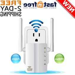 WiFi Range Extender 300 Mbps Mini Wireless WiFi Repeater Rou