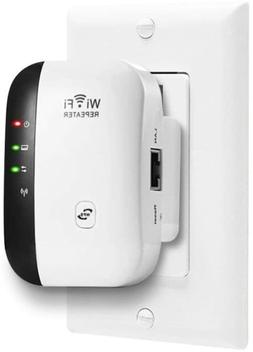 WiFi Range Extender Booster Repeater Compact Wireless Networ