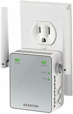 WiFi Range Extender EX2700 - Coverage up to 600 sq.ft. and 1