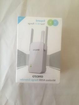 WiFi Range Extender, Ginozo R3 Wireless N300 WiFi Repeater 2