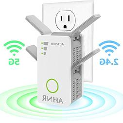 WiFi Range Extender, WiFi Signal Booster, AHNR Wireless WiFi