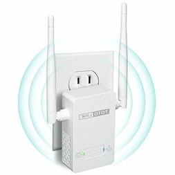 WiFi Range Extender/Repeater/Booster with Fast Ethernet Port
