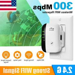 Wireless5 WiFi Range Extender Super Booster 300Mbps Superboo