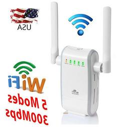 Wifi Range Extender Wireless Booster Repeater Signal Interne