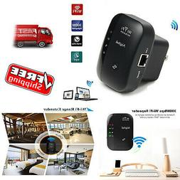 WiFi Range Extender Wireless Repeater For Any Standard Route