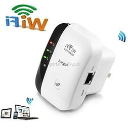 WiFi Range Extender Wireless Repeater Internet Signal N300
