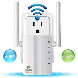 WiFi Signal Range Booster Wireless Network Amplifier Interne