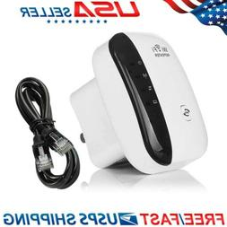 300Mbps Wifi Repeater 802.11 AP Router Wireless-N Extender S